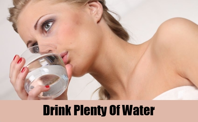 Image result for Drink Plenty of Water