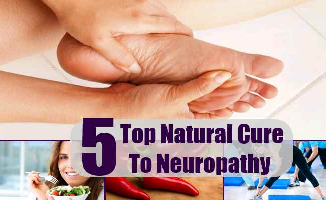 Natural Treatment For Numb Feet