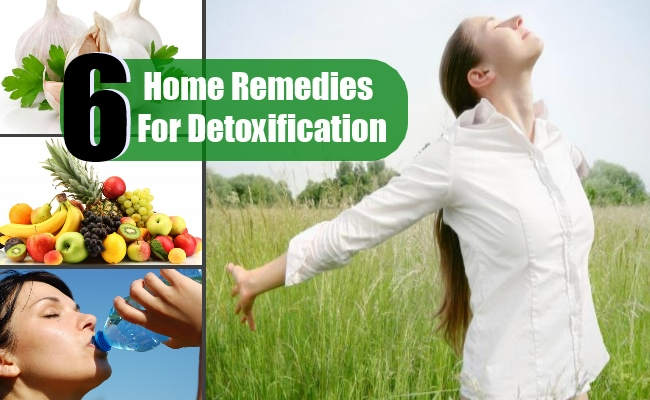 Basically, detoxification means cleaning the blood
